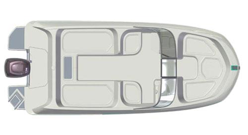 Bayliner Element E7
